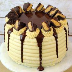 Raspberry Linzer Mousse Cake - Gretchen's Vegan Bakery Homemade Peanut Butter Cups, Vegan Peanut Butter, Vegetable Garden Cake, Ganache Icing, Bake My Cake, British Bake Off, Decadent Cakes, Glaze Recipe, My Dessert