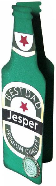 Beer Bottle Card  http://www.cardmakingparadise.com/beer_bottle.html