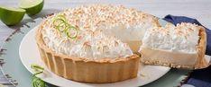 Receita de Torta de Limão com Merengue   Receitas Nestlé Dessert Recipes, Desserts, Vanilla Cake, Food Inspiration, Sweet Recipes, Mousse, Camembert Cheese, Cheesecake, Dairy