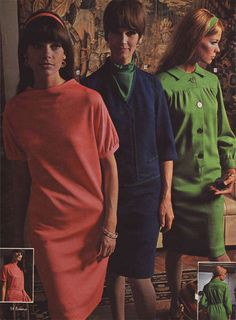 1960s Dresses & Skirts: Styles, Trends & Pictures