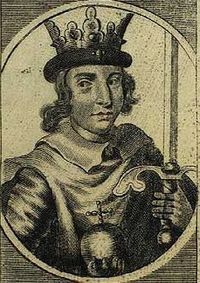 Valdemar the Young (1209 - 1231). King of Denmark from 1215 until his death in 1231. He was a co-ruler with his father, Valdemar II. He married Eleanor of Portugal, but had no children.