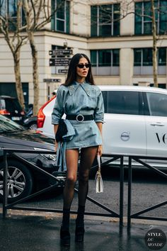 Gilda Ambrosio by STYLEDUMONDE Street Style Fashion Photography20190305_48A8236 Street Style Chic, Street Look, Summer Fashion Outfits, Trendy Outfits, Gilda Ambrosio, Fashion Photo, Style Fashion, Aesthetic Fashion, Paris