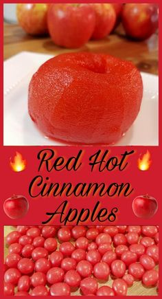 Red Hot Cinnamon Apples Jett s Kitchen Red Hot Cinnamon Apples Jett s Kitchen Amy Caputo amycaputo baking I was first introduced to Red Hot Cinnamon Apples nbsp hellip Red Hot Cinnamon Apples Recipe, Cinnamon Recipes, Cinnamon Desserts, Cinnamon Muffins, Cinnamon Cookies, Cinnamon Bread, Cinnamon Drink, Cinnamon Hair, Cinnamon Coffee
