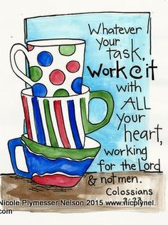 work at it cups