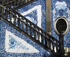 STAIRWAY by peke_cheeks, via Flickr, Algarve, Portugal