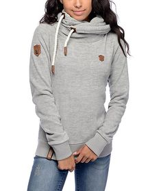 598326a437414b Look out snow, this girl is ready for your shenanigans. The Glitzermusch  III hoodie