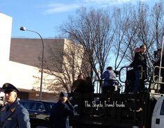 57th Presidential Inauguration Parade Camera Crew
