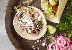 I'm obsessed with tacos, but finding satisfying veggie options can be a challenge. Rajas appeal to vegetarians and carnivores alike.