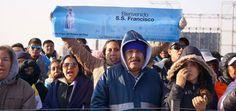 Grupo aparicionista rechazado por la Iglesia aprovecha la visita del Papa a México para publicitarse
