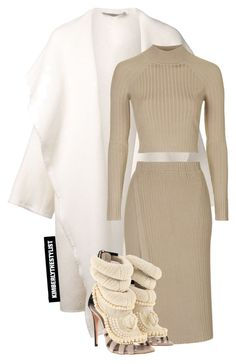 """""""Untitled #2044"""" by whokd ❤ liked on Polyvore featuring DuÅ¡an, Topshop and Giuseppe Zanotti"""