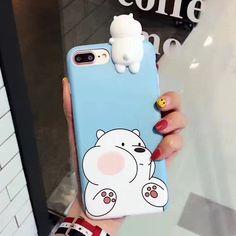 Peeking Bears iPhone Case