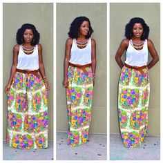 Today's Post: Summer florals