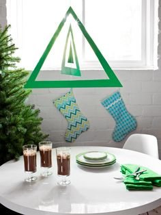 If modern design is your thing, decking out your home for the holidays with faux greenery and plastic elves just won't do. Achieve a seasonal look that's sleek and sophisticated with our 20 ideas for Christmas decorations you can craft.