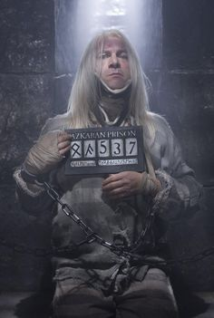 Lucius Malfoy... At last!!!