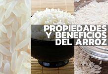 Beneficios y Propiedades del arroz