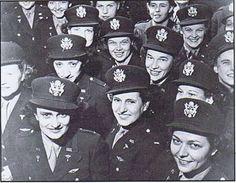 Flying Nurses in OD uniform ~