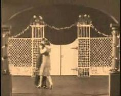 1920's Fox Trot From http://www.squidoo.com/1920s-dance#module108236831 : The Foxtrot can be traced back to 1914 and was a popular fast jazz dance (slow, slow, quick, quick) and is a derivation of the older Two-step. The 1920s version is closer to the modern Quickstep than to the modern Foxtro - the dance style has split with the Foxtrot becoming slower while the Quickstep retains the original pace