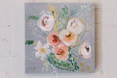 "Kate Freeman Art 12"" x 12"" | $200"