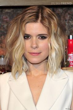 Kate Mara. High ombre