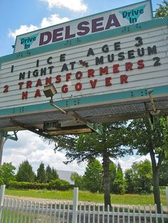Delsea Drive In....Vineland, New jersey