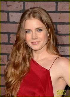 Amy Adams at the premier of 'Trouble with the Curve.' Radiant in vintage butterfly earrings.
