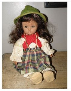 Angelita ( sebino)I have a doll like this. I received her when I was nine.