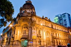 Palácio Histórico da Polícia Civil do Rio de Janeiro