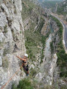 Cresta de la Cruz (Olvena) 310 mts, V Las Vegas, Exercise, Mountains, Fitness, Nature, Travel, Ejercicio, Naturaleza, Viajes