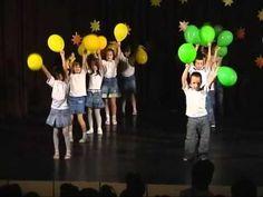 4. Tánc; Földesi Judit: Gyermek volt minden óriás (2008 Mályváskerti Juniális) - YouTube