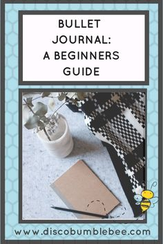 This is a great beginners guide to the art of using a bullet journal. Don't know where to start? Pin this to refer to later and learn how the bullet journal system will keep you organized!  #bujo #bullet journal #beginner #guide #tutorial #journal