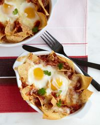 Baked Huevos Rancheros Recipe on Food & Wine