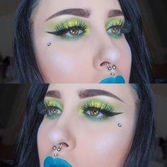 💚💛🍋🍏🌼🌿 ____________________________________________ Eyebrow