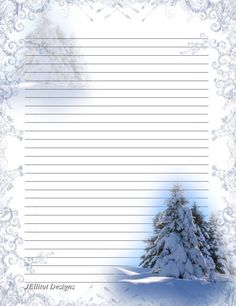 1429 best christmas winter stationery only images on pinterest in