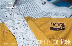 [🎁REGALO INSIDE🎁] Anche a te le maestre hanno chiesto di scrivere il nome sui vestiti del bambino per non confonderli? 👧 :v  :v Ecco come noi abbiamo risolto il problema, personalizzando ogni vestito a casa in modo creativo ed originale! 💝 Tutti i nostri fan possono scaricare le etichette dal nostro sito GRATUITAMENTE per 30 giorni dalla loro pubblicazione.  http://forestelli.it/blog/etichette-termoadesive-nome-sui-vestiti/
