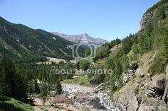 http://www.dollarphotoclub.com/stock-photo/paesaggio di montagna con cascata/29523584 Dollar Photo Club millions of stock images for $1 each