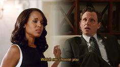 beliskner:  Watch me choose you! #Olitz