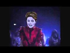 Dilma de Michael Jackson Terror