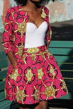 Africa Fashion 836614068261439329 - Jupe wax Source by Latest African Fashion Dresses, African Dresses For Women, African Print Dresses, African Print Fashion, Africa Fashion, African Attire, Ankara Fashion, African Prints, African Skirt