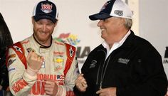 Dale Earnhardt Jr., Rick Hendrick