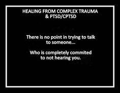 Healing From Complex Trauma & PTSD/CPTSD                                                                                                                                                                                 More