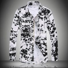 Cheap shirt jack, Buy Quality shirts velvet directly from China shirt running Suppliers:   2014 new spring Floral printed non-ironing shirts for m
