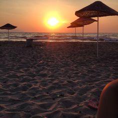 Turkey ~ Davutlar Beach! Amazing! One of my favorite places to be!