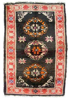 148x97 cm antik Tibetischer Khaden Yoga Meditation von KabulGallery