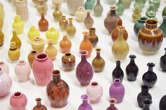 A happy new year! Pottery Wheel Diy, Pottery Art, Ceramic Studio, Ceramic Art, Chinese Money Plant, Yuta, Miniature Kitchen, Mini Things, Porcelain Ceramics