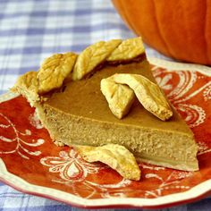 Perfect Pumpkin Pie - roasted pumpkin brings out more of it's natural sweetness and adds a great flavor dimension to this classic Thanksgiving dessert.