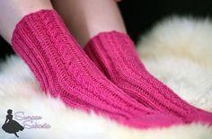 Suoraan sukasta: Karoliinan sukat
