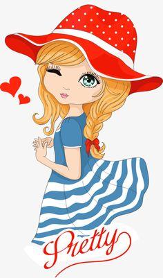 Девочки girl cartoon, cartoon drawings и cute cartoon. Cute Cartoon Girl, Cartoon Girl Drawing, Cartoon Pics, Cartoon Drawings, Cartoon Characters, Art Drawings, Illustrations Vintage, Cartoon Clouds, Cute Clipart