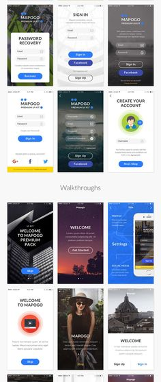 Mapogo is an expertly crafted set, full of nice UI elements. It is a…