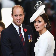 July 30, 2017 ~ Prince William, Duke of Cambridge and Catherine, Duchess of Cambridge attend ceremony in Belgium.