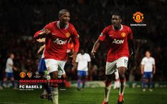 2011/9/27 CL Manchester United 3-3 Basel